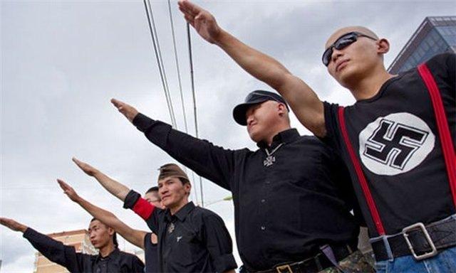 Монгольские нацисты