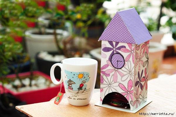 Чайные букеты своими руками мастер класс фото 467