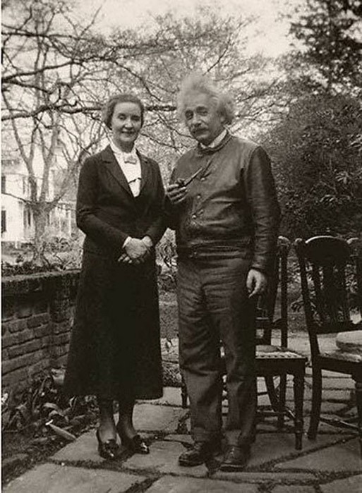 Русская муза Альберта Эйнштейна: история любви гениального физика и советской разведчицы