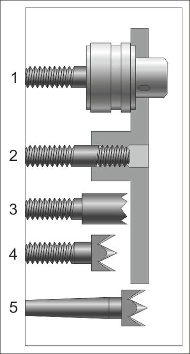 Как сделать шпиндель для токарного станка по металлу 154