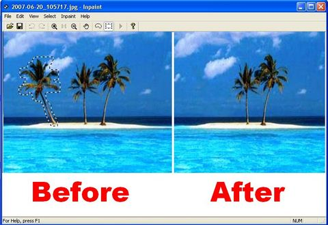 Полезные сервисы: Удаление ненужных объектов на фото онлайн