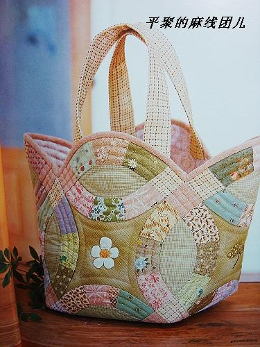 Лоскутная сумка (375x500, 241Kb)