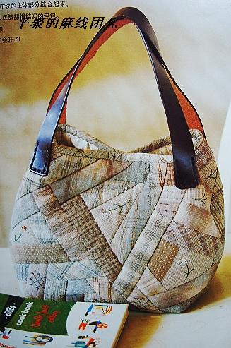 Лоскутная сумка (327x493, 217Kb)