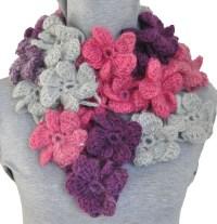 handbags and scarves crocheted super idea! | make handmade ...