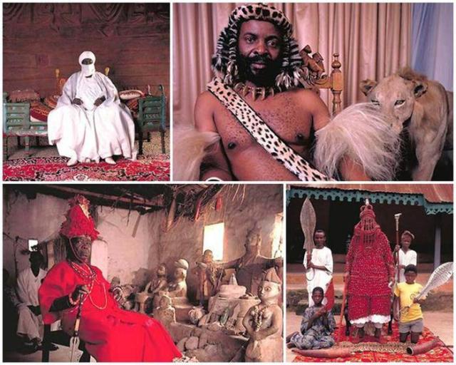 Короли Африки. Баян дня от Даниэля Лайна