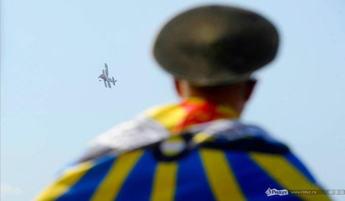 Авиашоу, посвященное столетию ВВС. Фоторепортаж