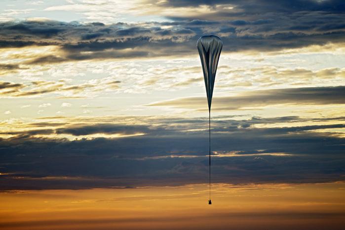 Рекордный прыжок из стратосферы (прямая трансляция)