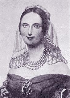 Княгиня Щербатова Мария Алексеевна (урожд. Штерич)