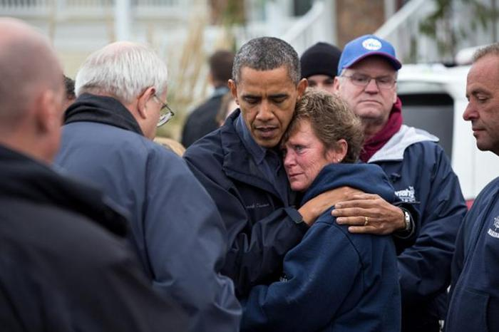 «Не впечатлён». Фотографии Барака Обамы