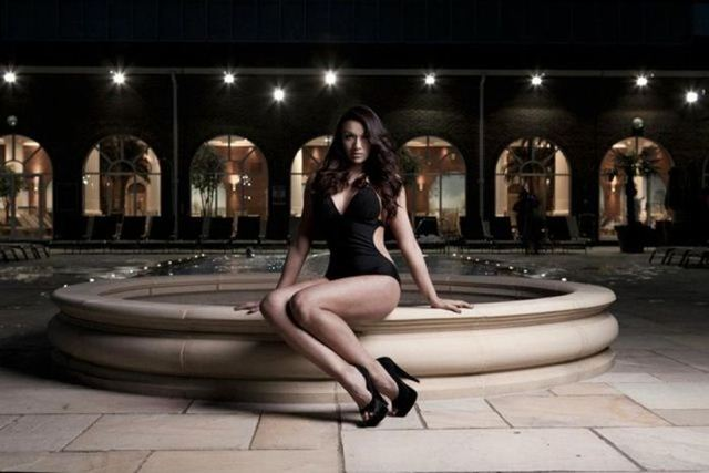 Надина – королева красоты