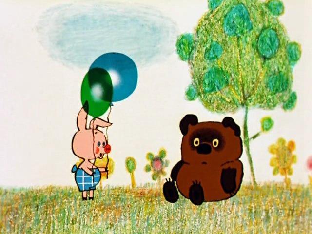 Картинки из мультфильмов винни пух - смотреть анимешек
