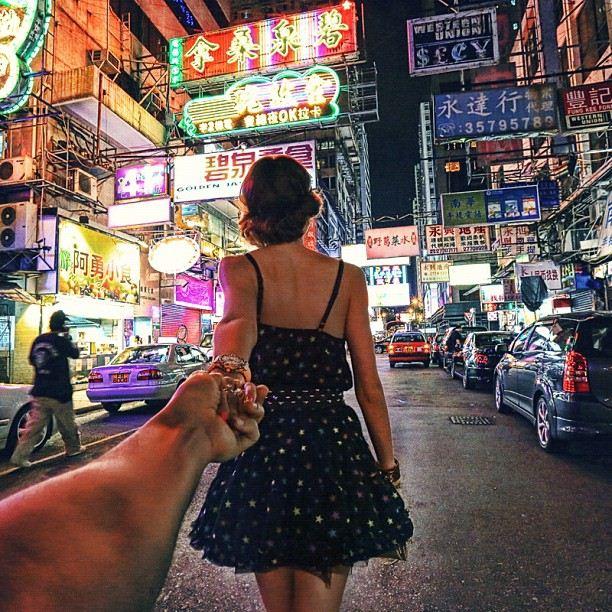 Вам понравится: потрясающий фотопроект «Следуй за мной»