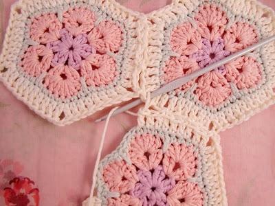 Flower crochet piece AFRICAN FLOWER for knitting toys (50) (400x300, 106Kb)