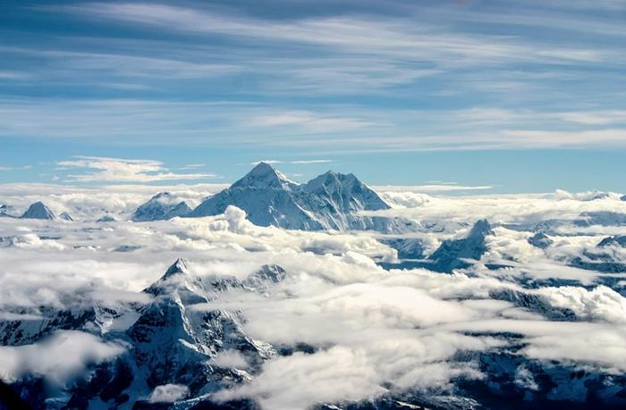 Красота и величие Эвереста на снимках лучших современных фотографов