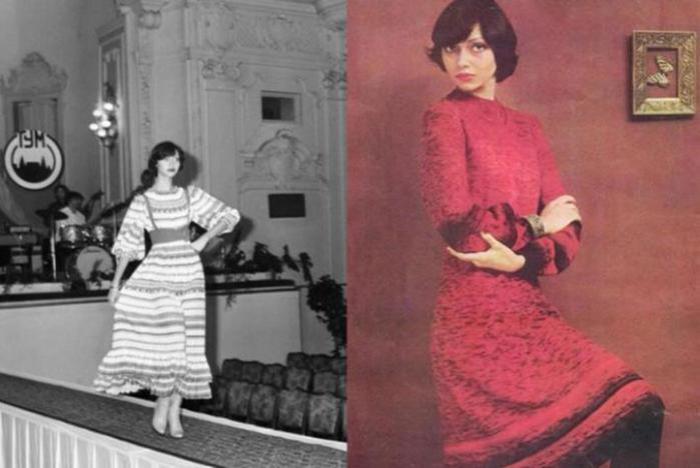 Пять самых красивых и успешных манекенщиц моделей Советского Союза
