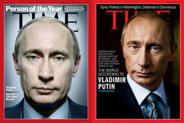 Putin in Time