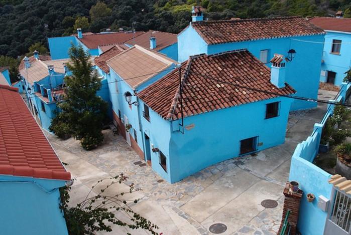 Самые яркие и красочные жилые дома в мире