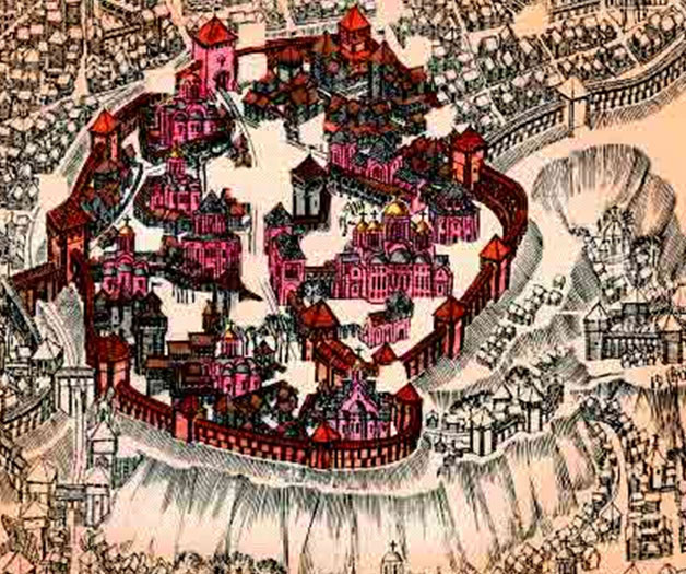 День, картинки города владимира в древности