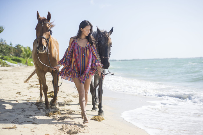 Неоправданный страх перед лошадями