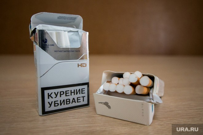 Как отличить поддельные сигареты