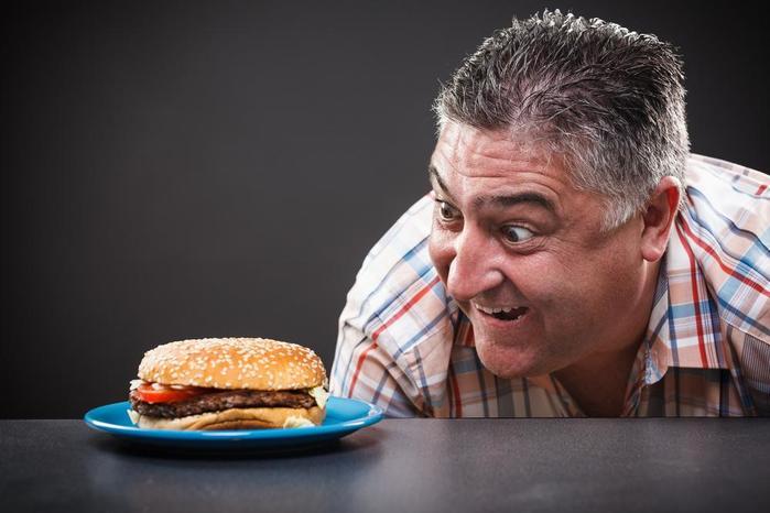 Что вызывает у нас чувство голода?