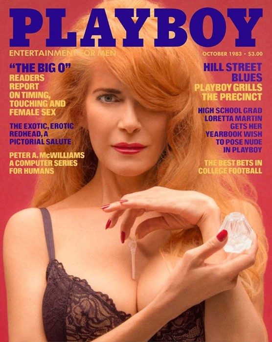 Playboy выпустил журналы с моделями через 30 лет