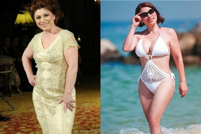 Знаменитости, которые похудели и изменились до неузнаваемости