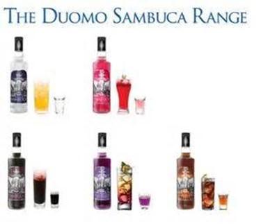Как правильно подавать и пить самбуку