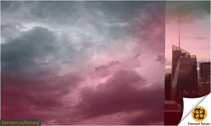 Создаем предъапокалиптическую композицию в Photoshop