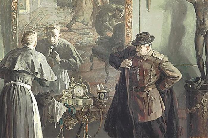 Переодевался ли Керенский в «женское платье»?