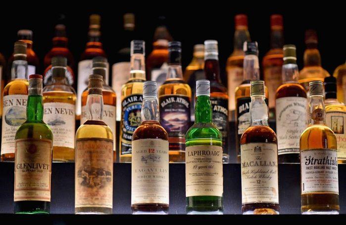 Все скотчи   характеристика и описание популярных сортов шотландского виски