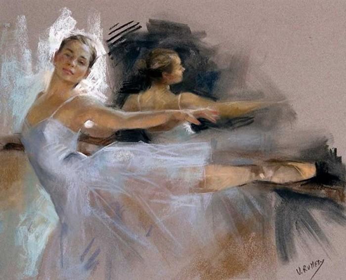 15 пленительных картин известного испанского художника