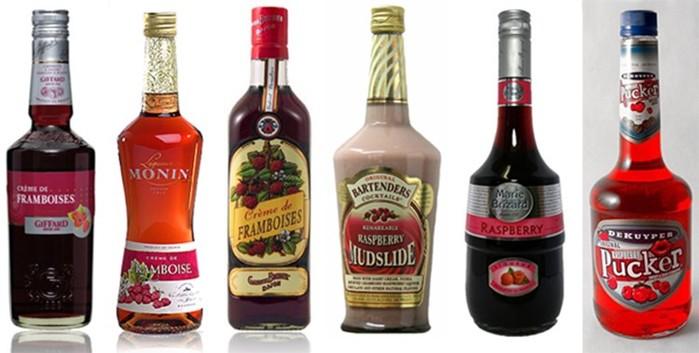 Крем ликеры. Сладкие крепкоалкогольные напитки
