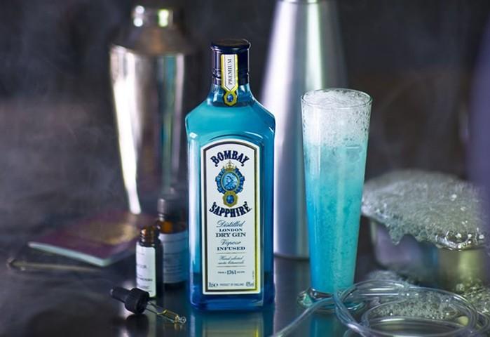 История бренда Bombay Sapphire (Бомбейский сапфир)   индийский джин