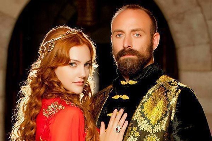 «Великолепный век»   самый лучший турецкий сериал!