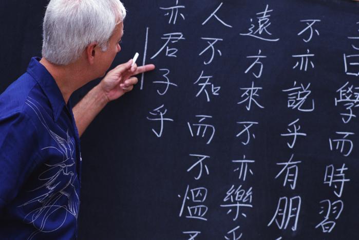 Всеволод Овчинников: Китайский язык формирует характер