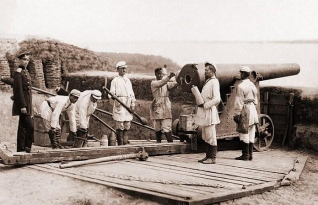 Как артиллерия помогала русским побеждать