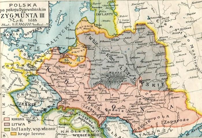 Как русские изменили судьбу Польши, Швеции, Литвы и Турции