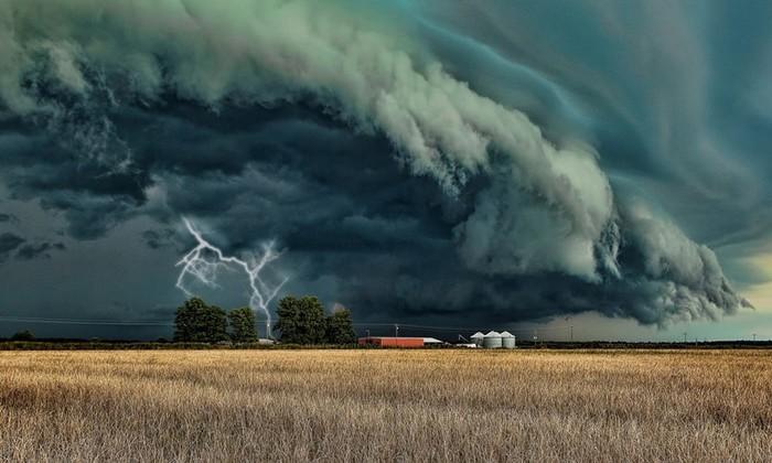 Все самое интересное о погоде: топ 15 фактов