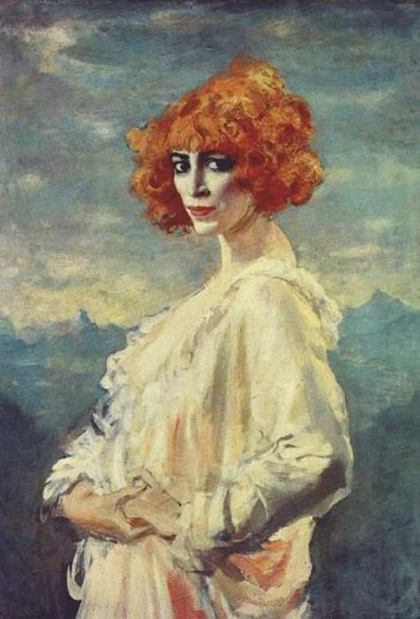 Луиза Казати   аристократка, эпатировавшая публику в начале ХХ века