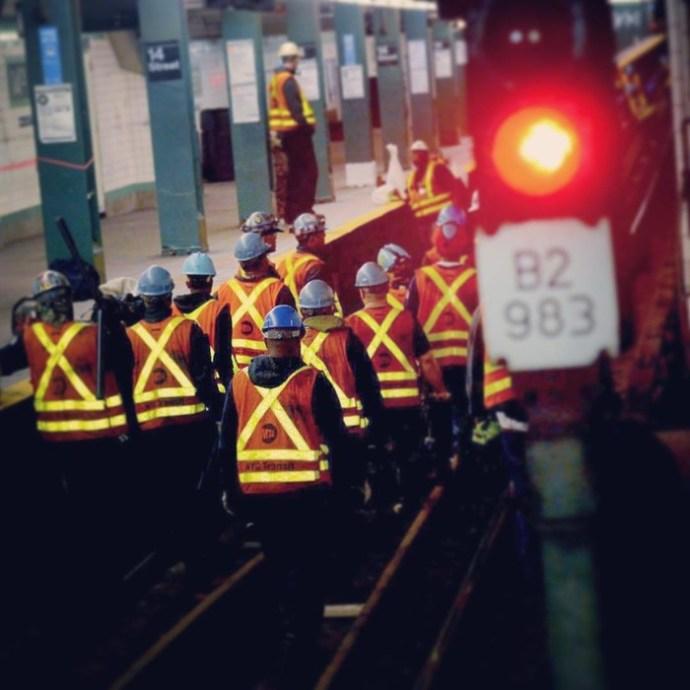 Что скрывает крупнейшая в мире подземка: тайная жизнь Нью Йоркского метро