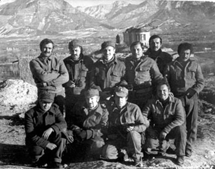 Какие задачи выполнял отряд специального назначения «Зенит»
