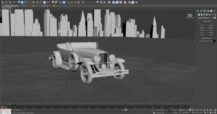 Неповторимая текстура с повторением в 3D MAX