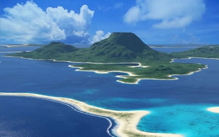 Загадки островов, или Что скрывает теплое море и белый песок