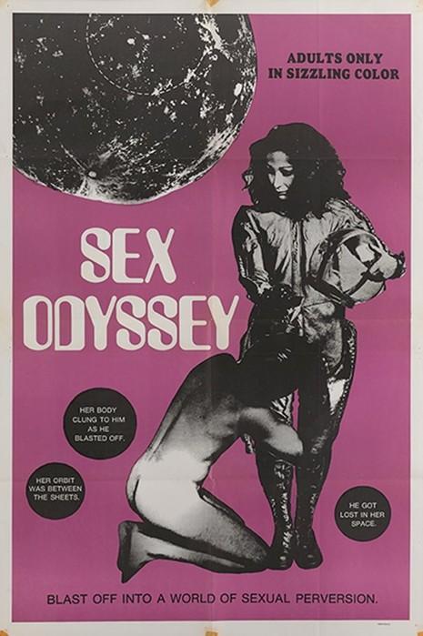 XXX файлы: «Глубокая глотка» и эстетика пopнo в красочных постерах прошлого