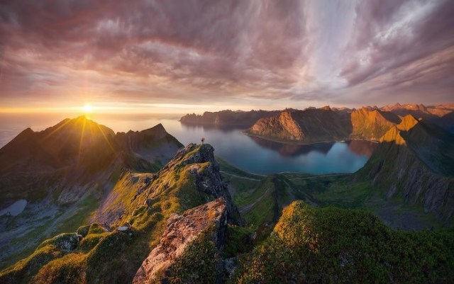 Где в мире самый зрелищный закат