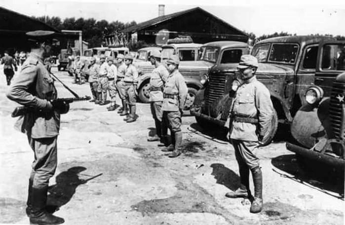 Японские военнопленные в СССР: сколько их не вернулось на родину