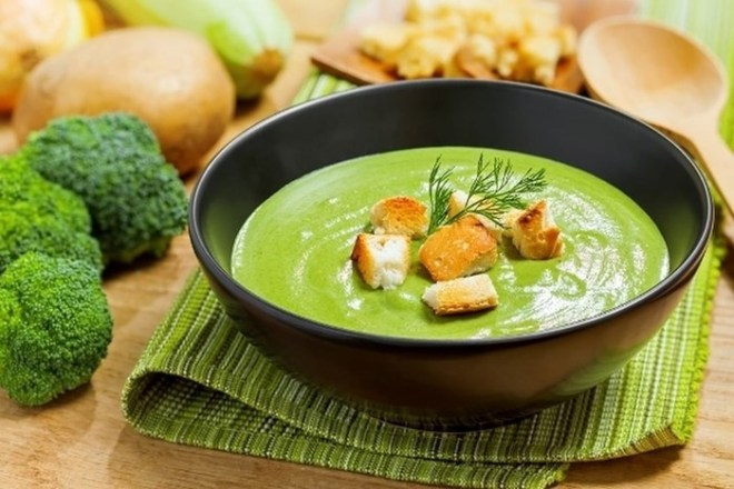 Топ 5 вкусных диетических супов пюре