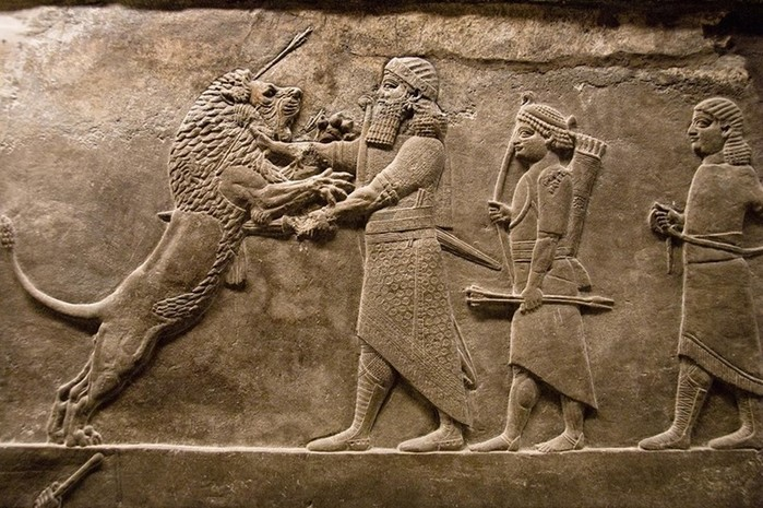 Ассирия: первая империя в истории человечества