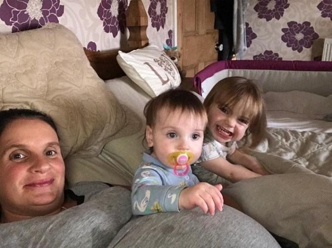 В самой многочисленной семье Великобритании родился 20 й ребенок